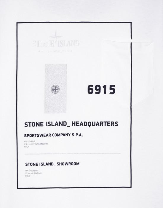 12181334tm - Polos - T-Shirts STONE ISLAND