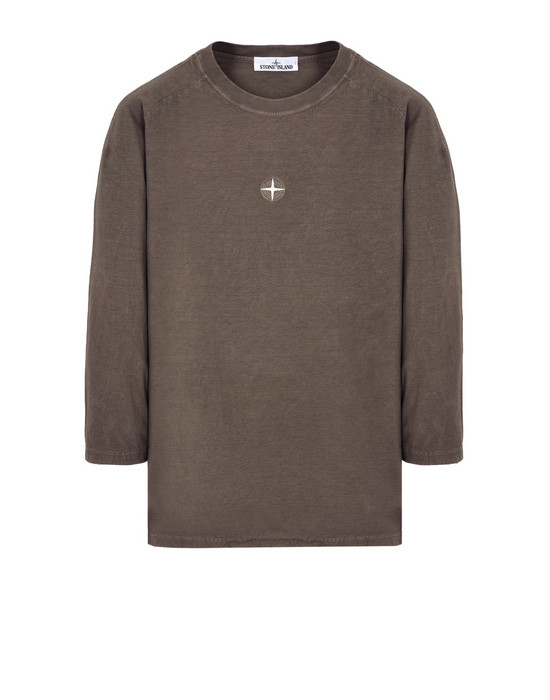 Long sleeve t-shirt 22346 COMPACT STONE ISLAND - 0