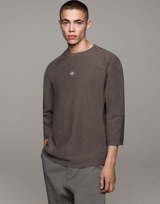 12181340ek - Polo - T-Shirts STONE ISLAND