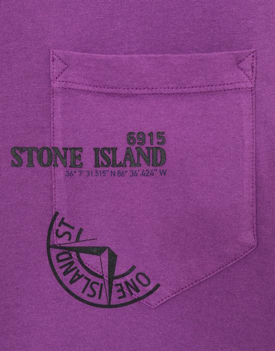 12181343ro - Polo - T-Shirts STONE ISLAND