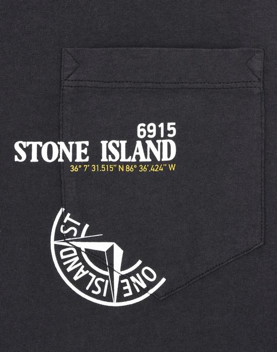 12181343wg - Polos - Camisetas STONE ISLAND