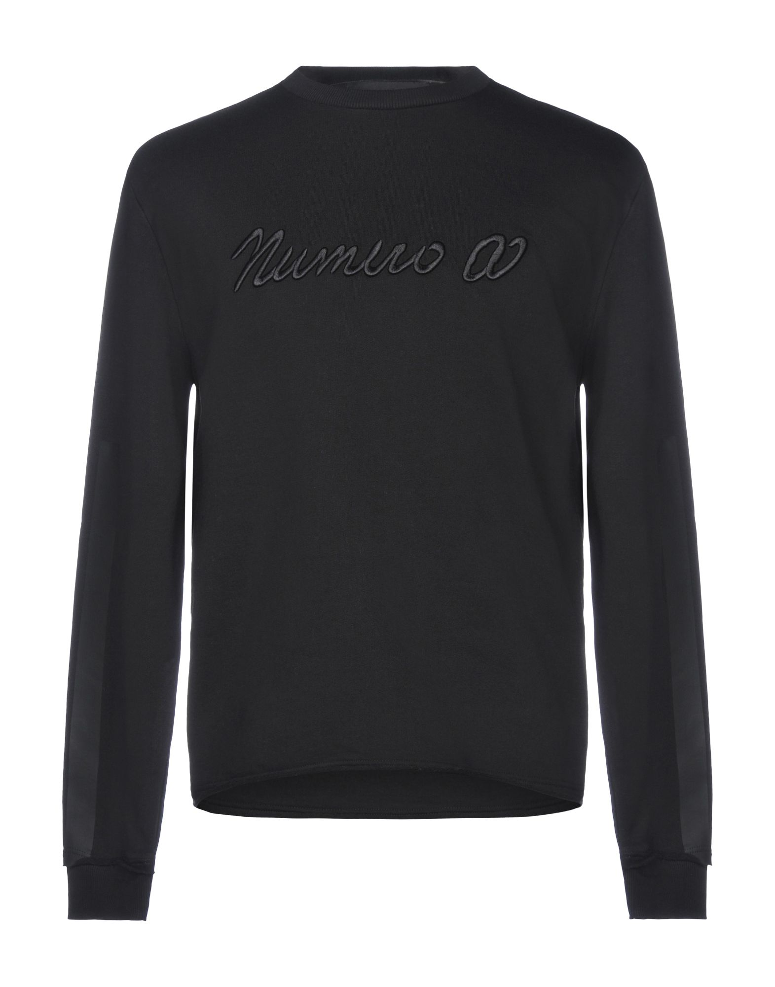NUMERO00 Sweatshirt in Black