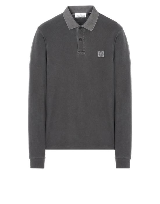 STONE ISLAND Polo shirt 2SS67 PIGMENT DYE