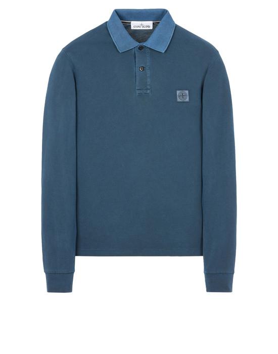 Polo shirt 2SS67 PIGMENT DYE STONE ISLAND - 0