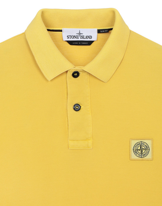 12181425mj - Polo - T-Shirts STONE ISLAND