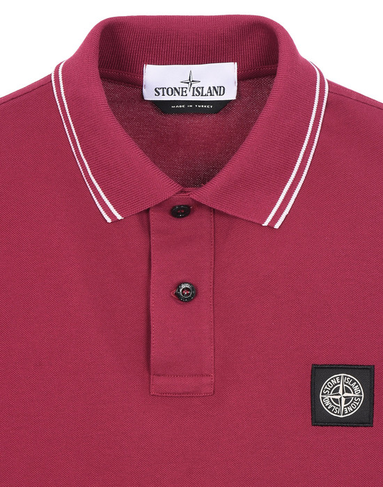 12181430oh - Polos - T-shirts STONE ISLAND