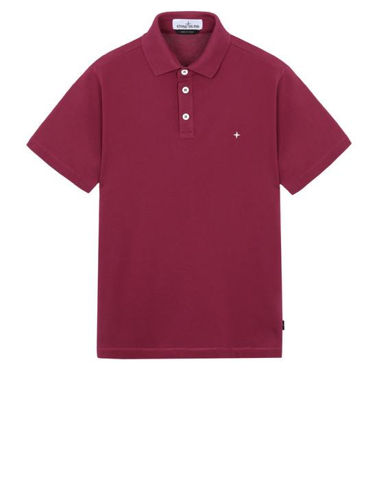 STONE ISLAND ポロシャツ 20514