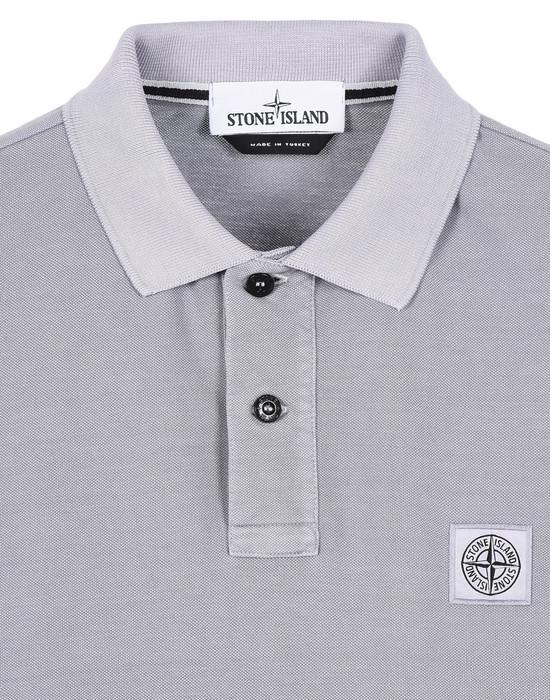 12181436wo - Polo - T-Shirts STONE ISLAND