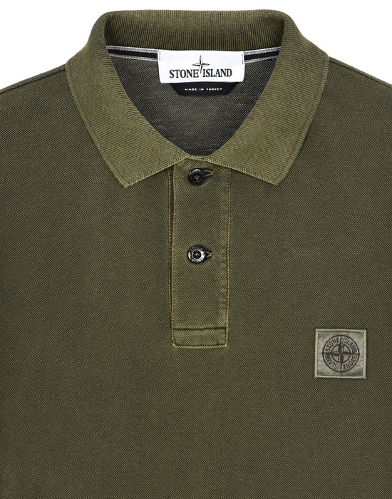 12181436xt - Polo - T-Shirts STONE ISLAND