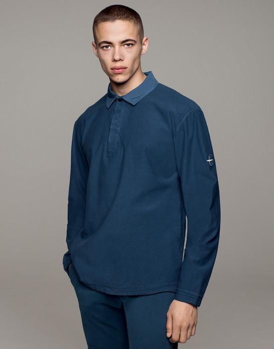 12181437su - Polo - T-Shirts STONE ISLAND