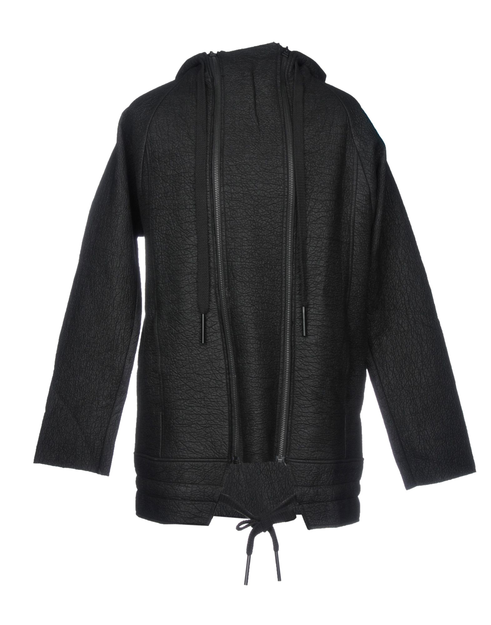 BARBARA I GONGINI Hooded Sweatshirt in Black