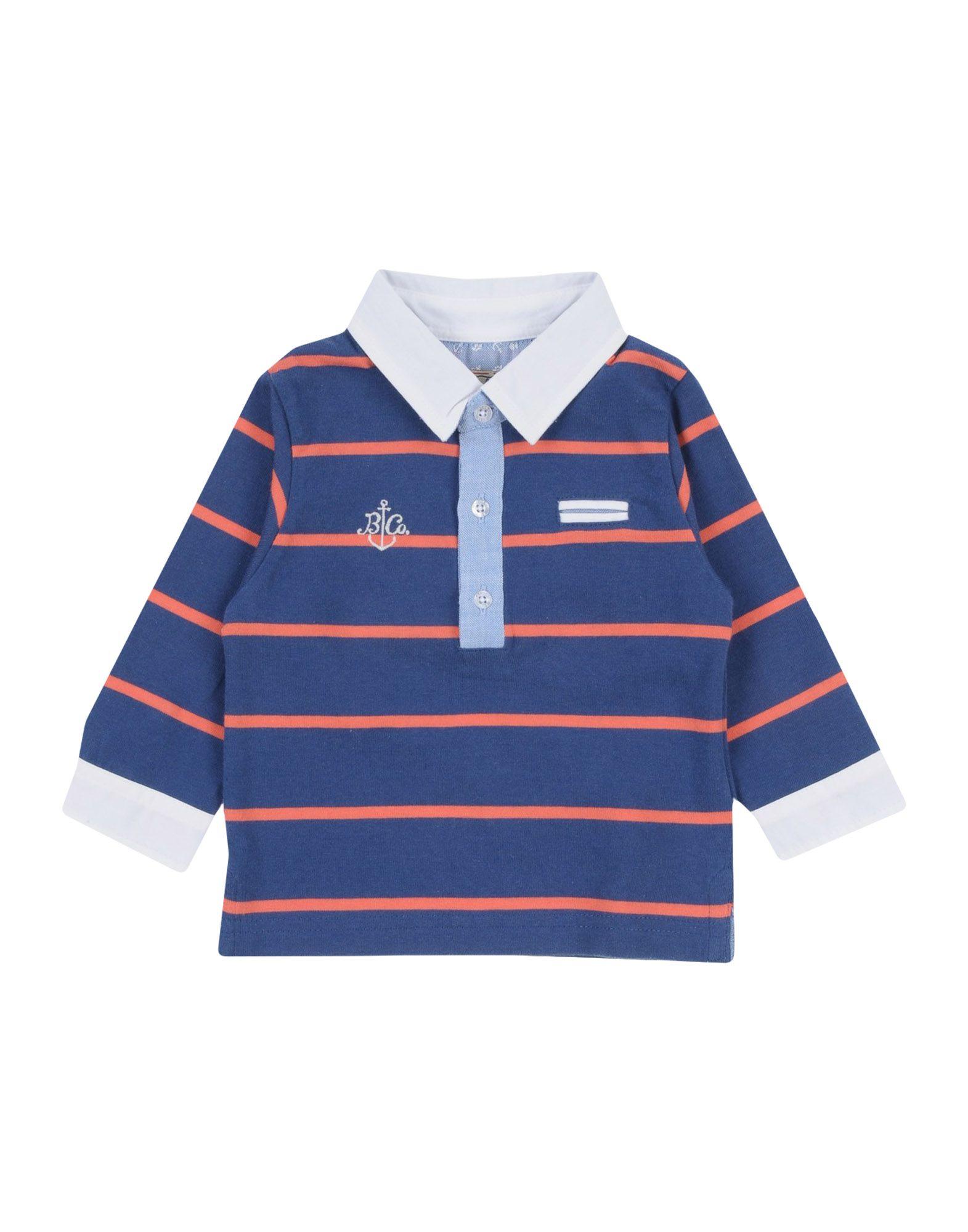 MAYORAL Polo Shirt in Dark Blue