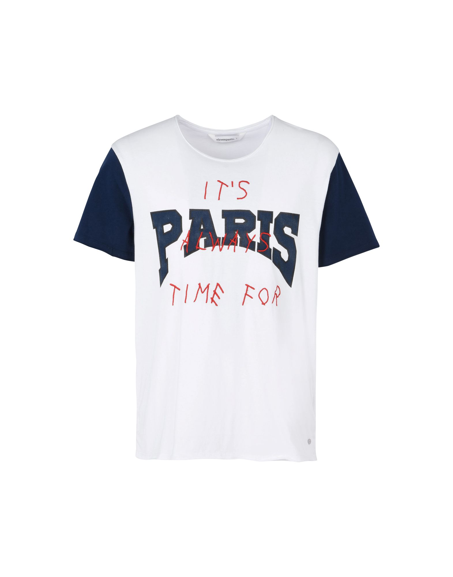 ELEVEN PARIS Футболка цена
