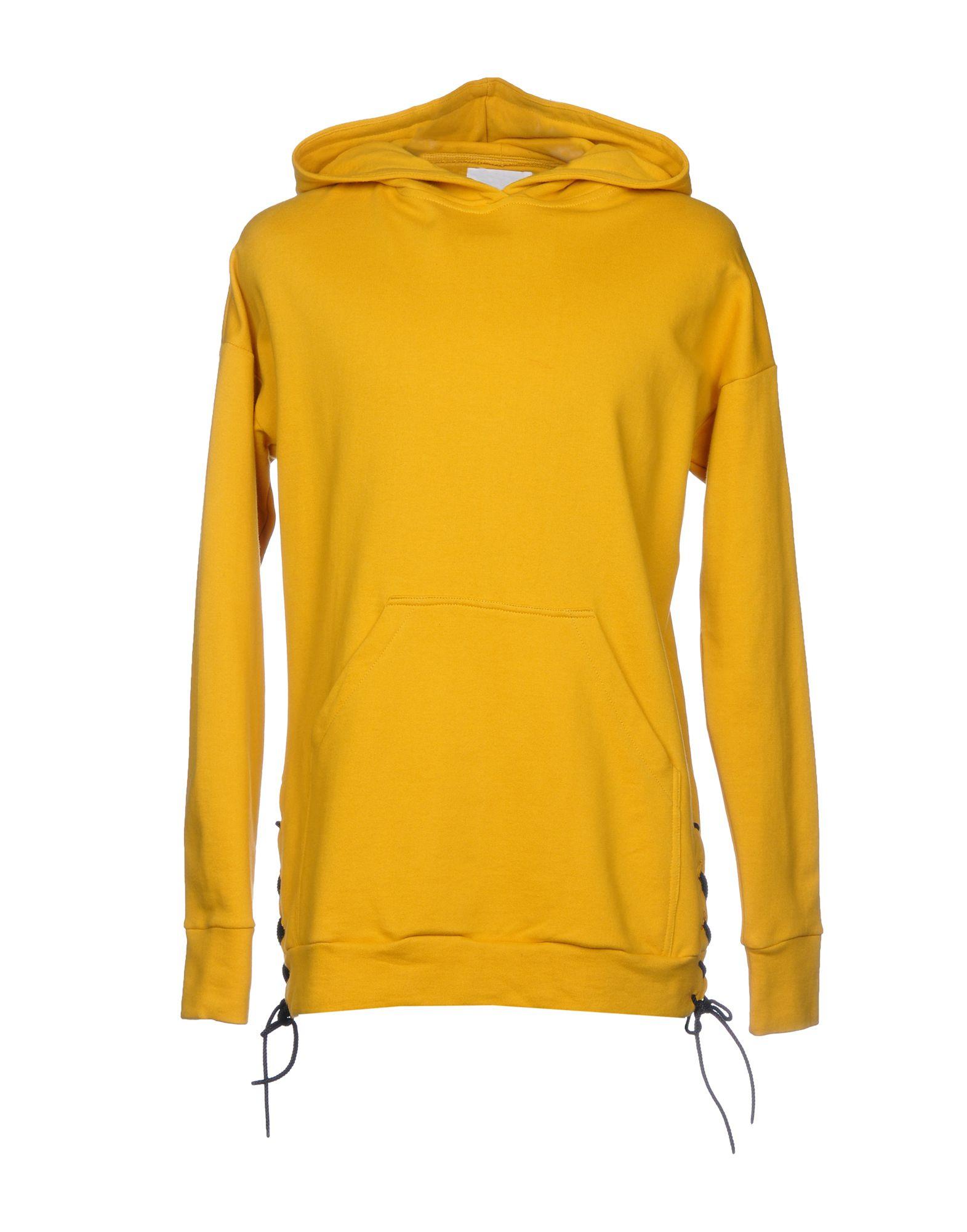 ADYN Hooded Sweatshirt in Ocher