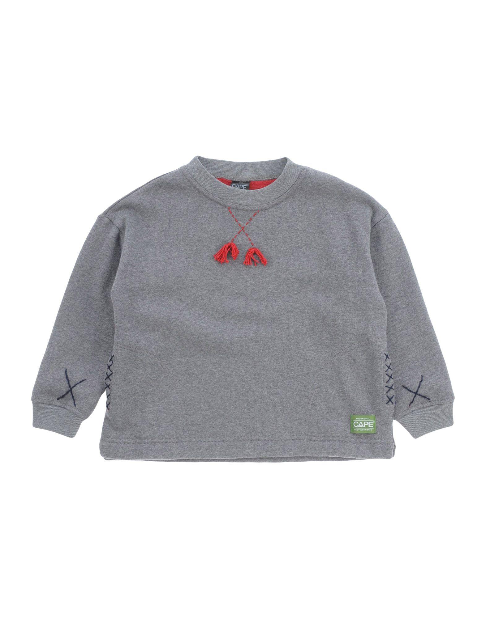 CAPE Sweatshirt in Grey