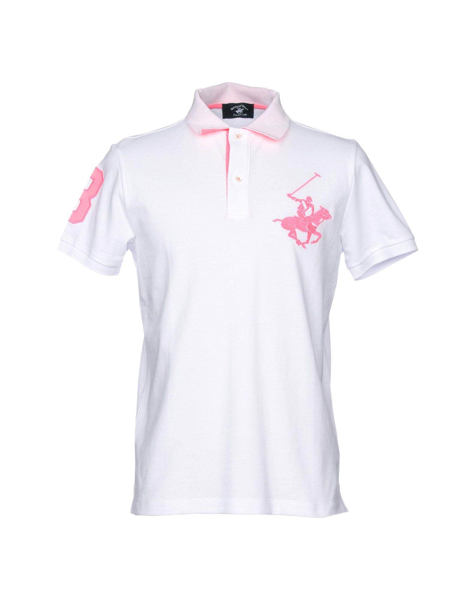 BEVERLY HILLS POLO CLUB Поло поло asics футболка поло m club polo