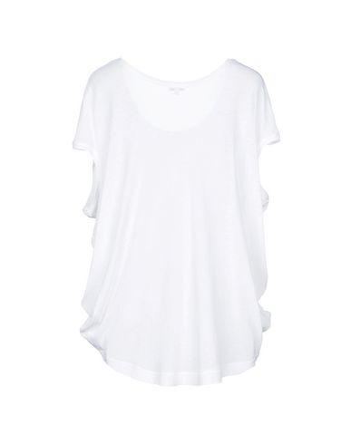 Фото 2 - Женскую футболку SPLENDID белого цвета