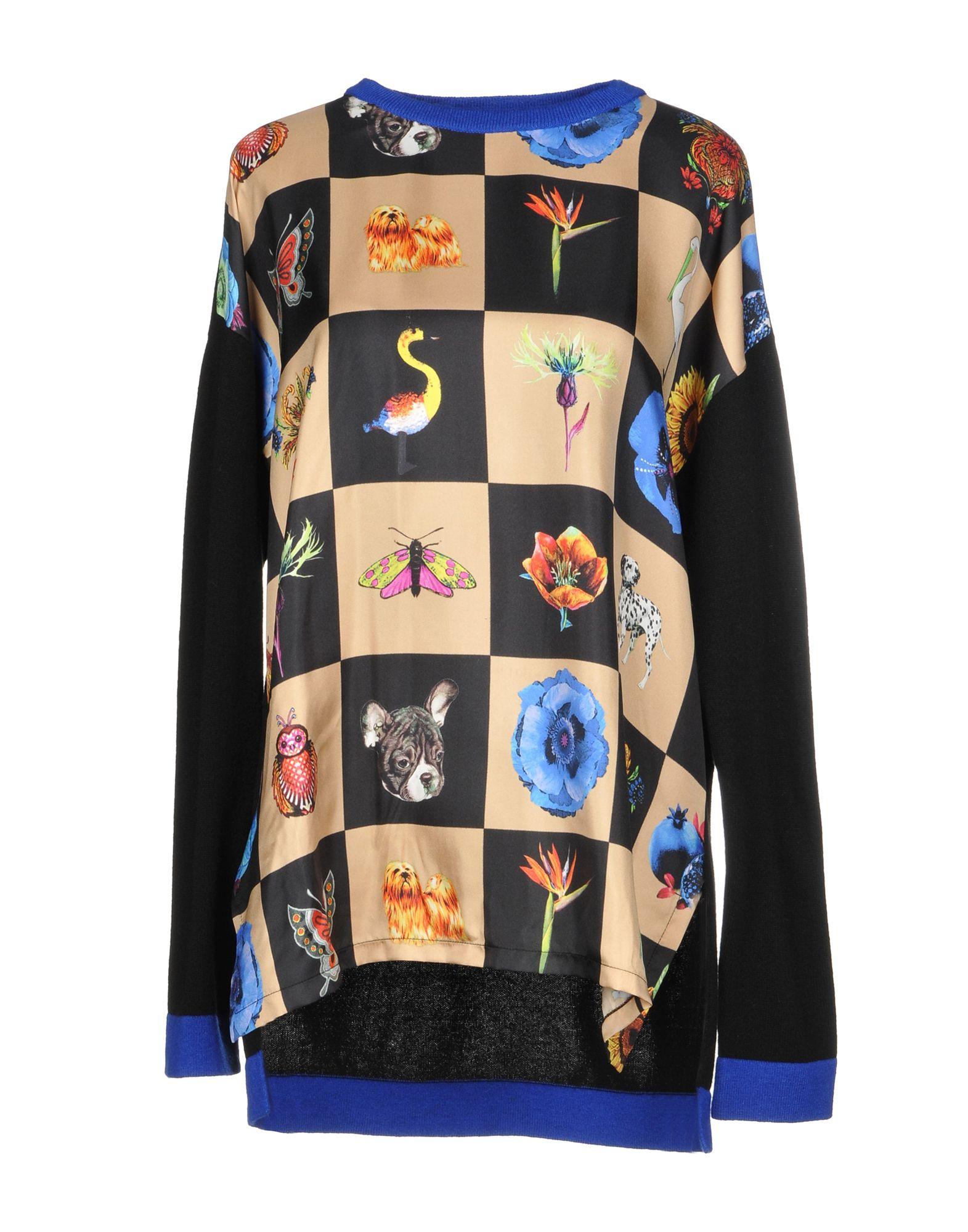 ETRO Свитер etro свитер из шерсти с цветами