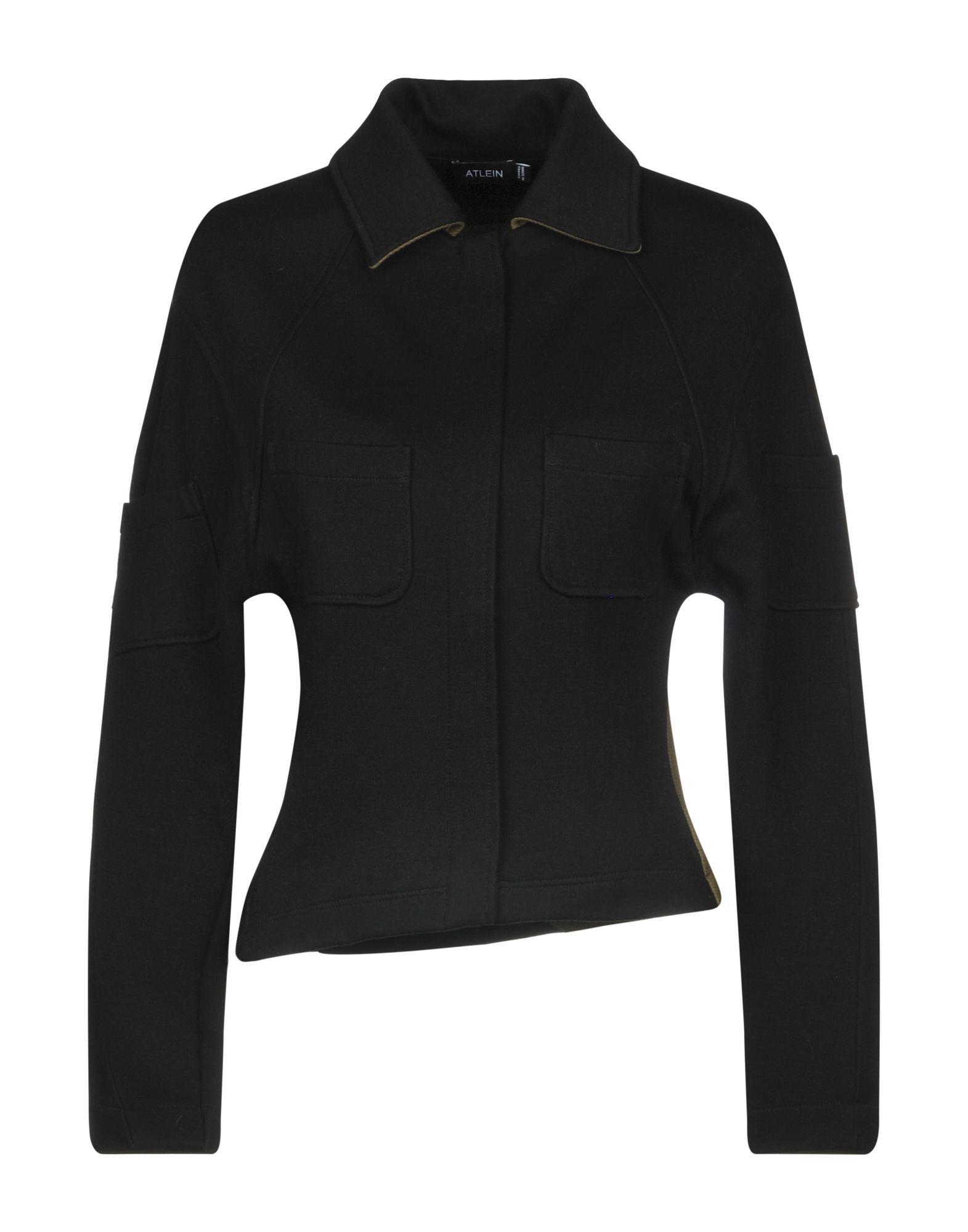 ATLEIN Sweatshirt in Black