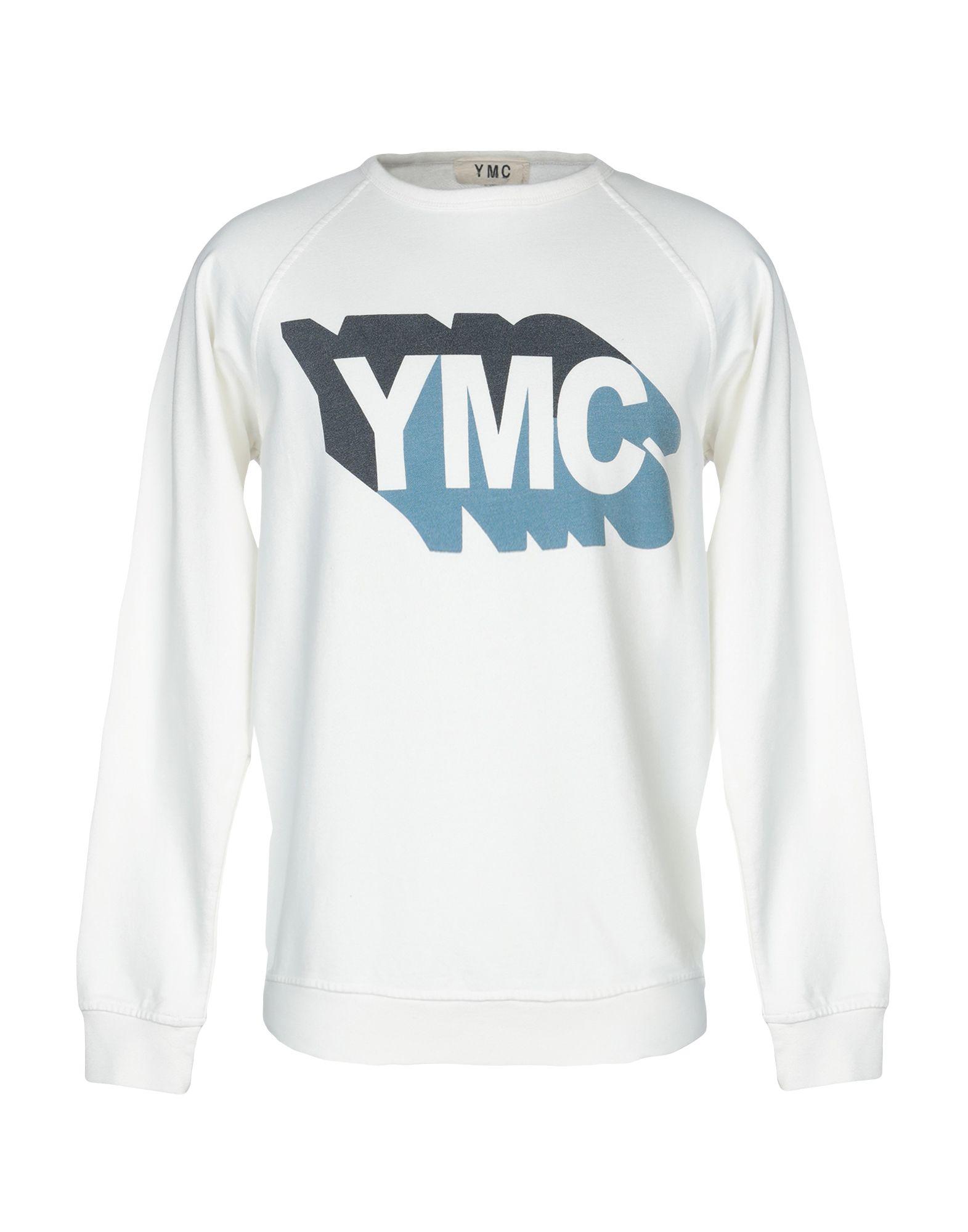 YMC YOU MUST CREATE Толстовка ymc you must create шарф