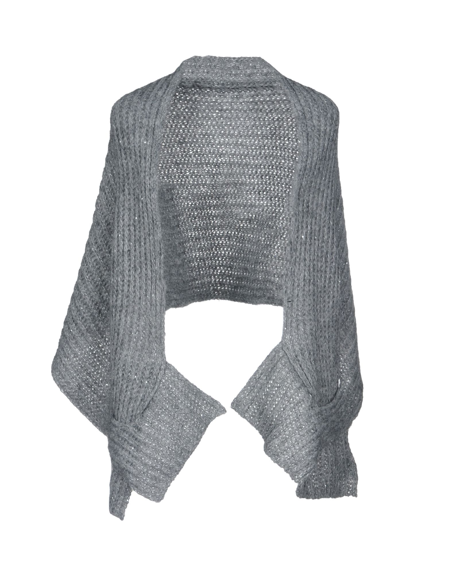 PENNYBLACK Damen Bolero Farbe Grau Größe 5