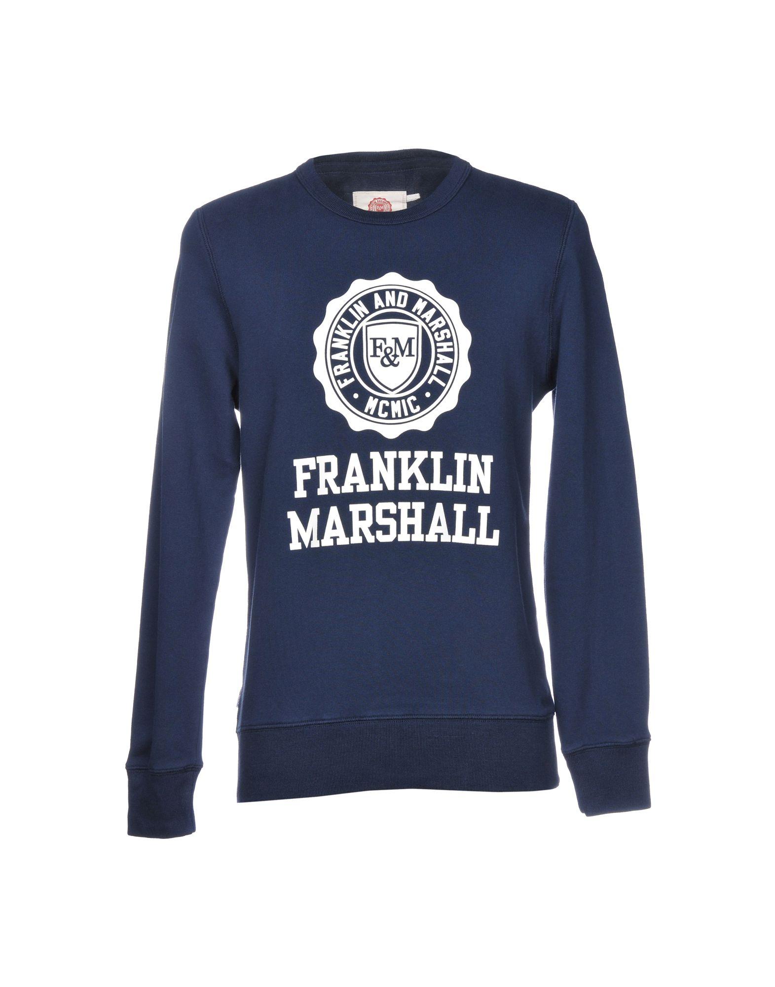 FRANKLIN & MARSHALL Толстовка толстовка marshall original marshall original ma091emszf48