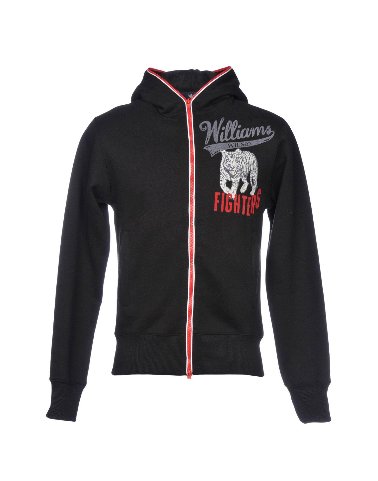 WILLIAMS WILSON Толстовка williams wilson куртка