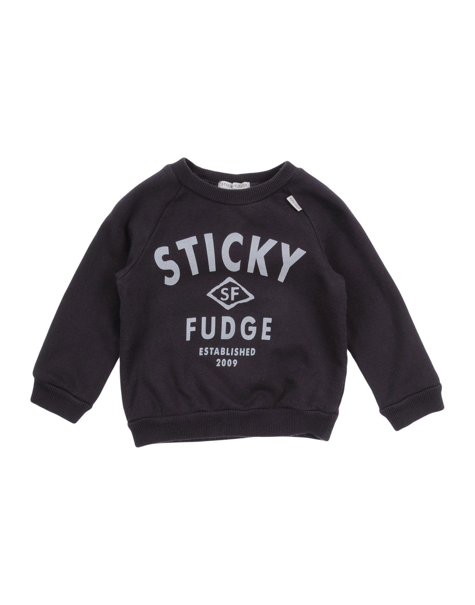 STICKY FUDGE Толстовка sticky fudge толстовка