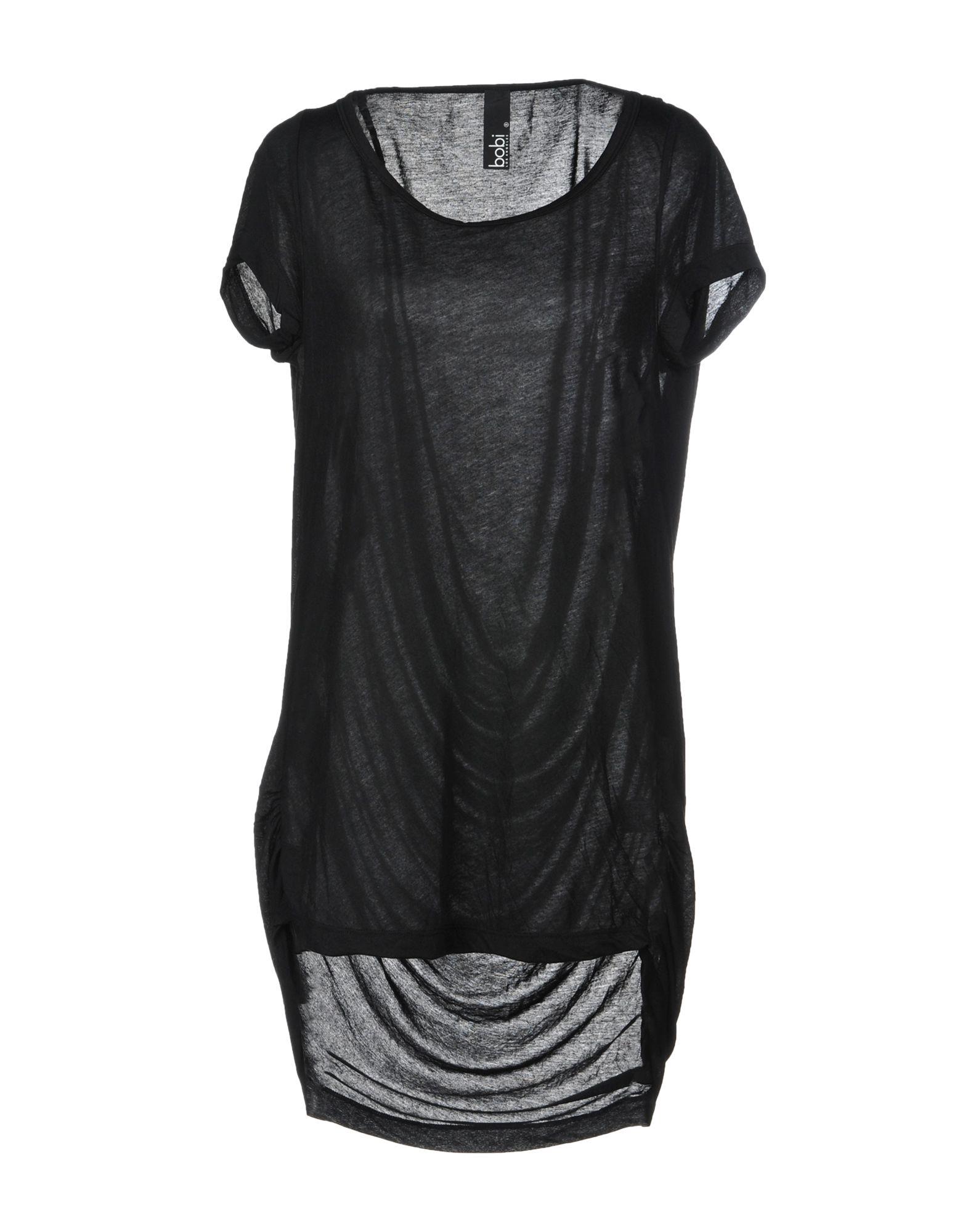 BOBI T-Shirt in Black