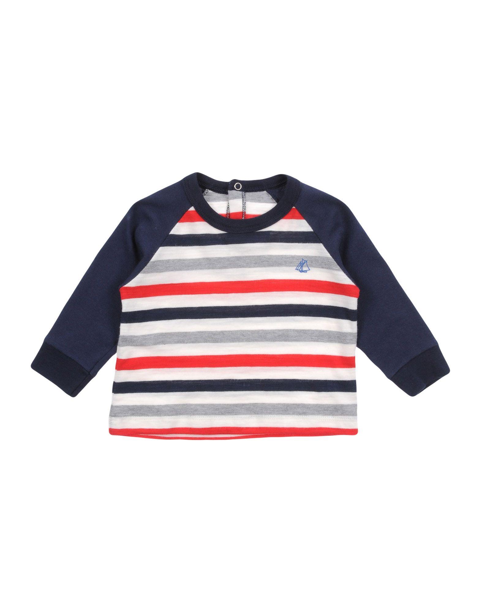 PETIT BATEAU T-Shirt in Dark Blue