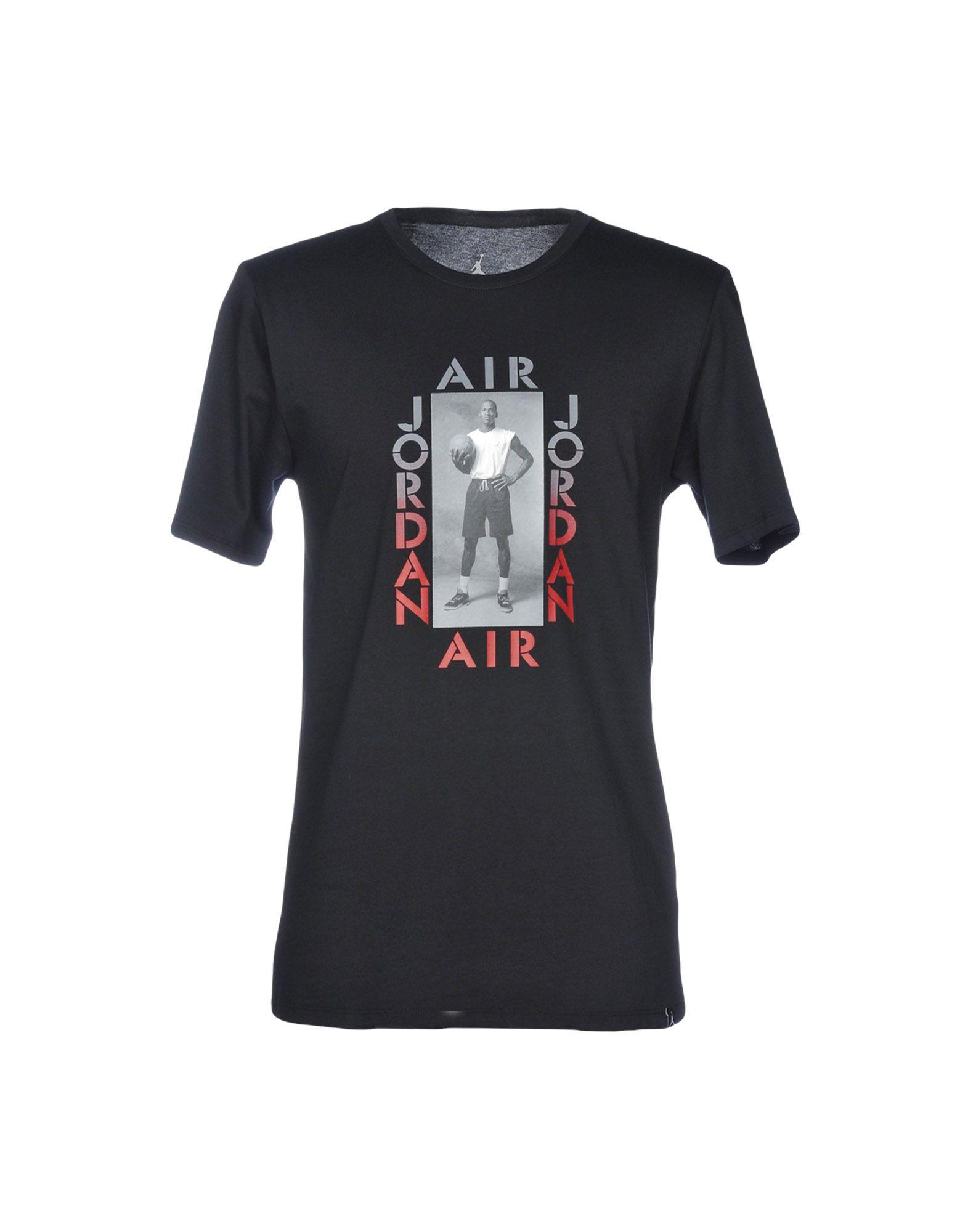 JORDAN Футболка баскетбольные кроссовки nike air jordan air jordan retro gs black infrared aj6 384665 023