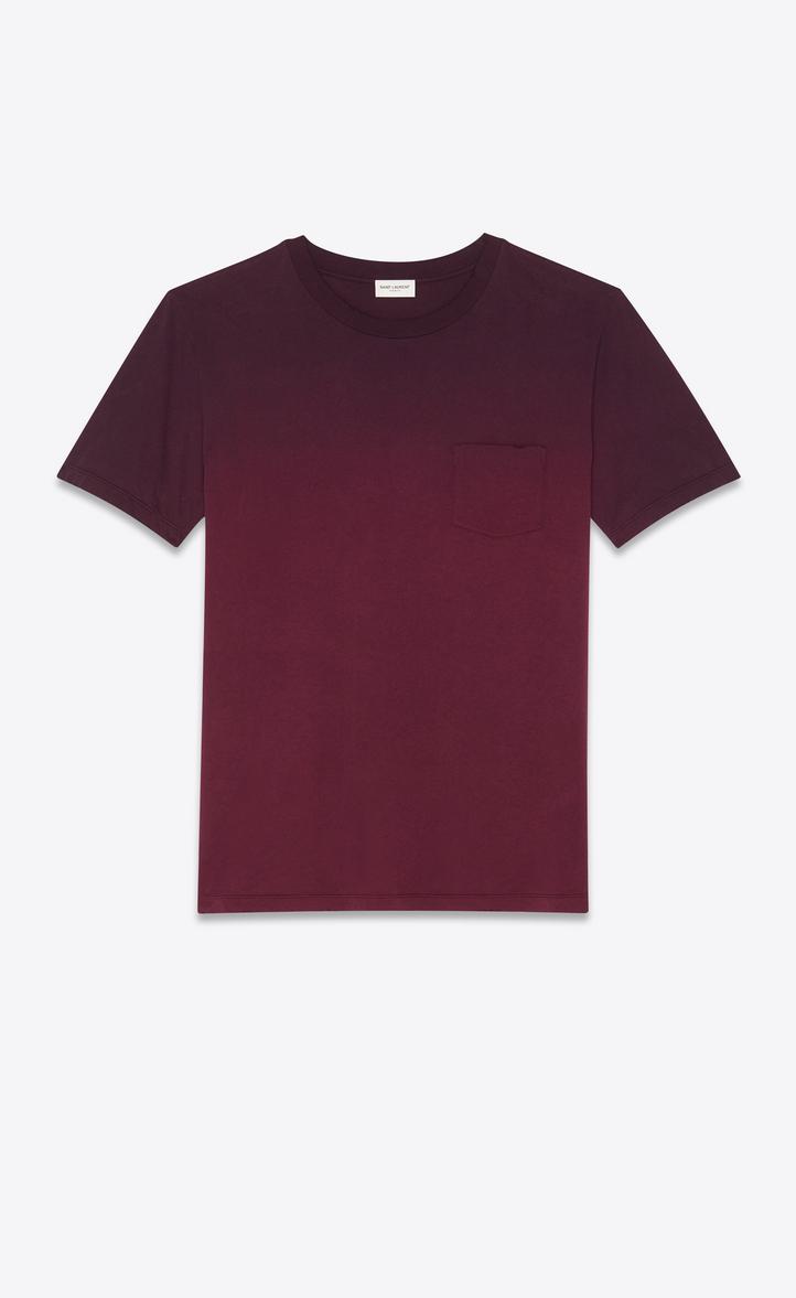 クラシック Tシャツ(グラデーションパープル/ジャージー)