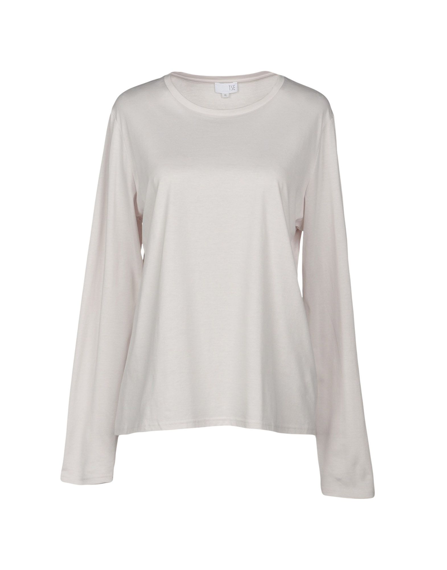 TSE T-Shirt in Light Grey