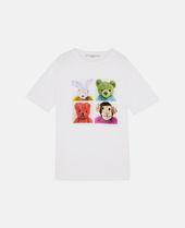 Cotton T-Shirt, White