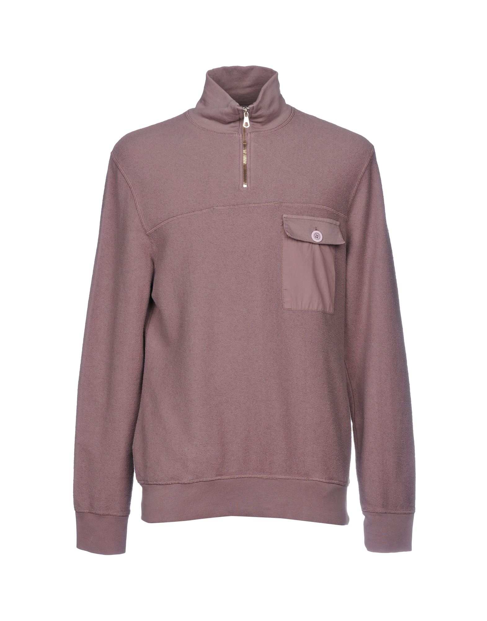 TRÈS BIEN Sweatshirt in Light Purple