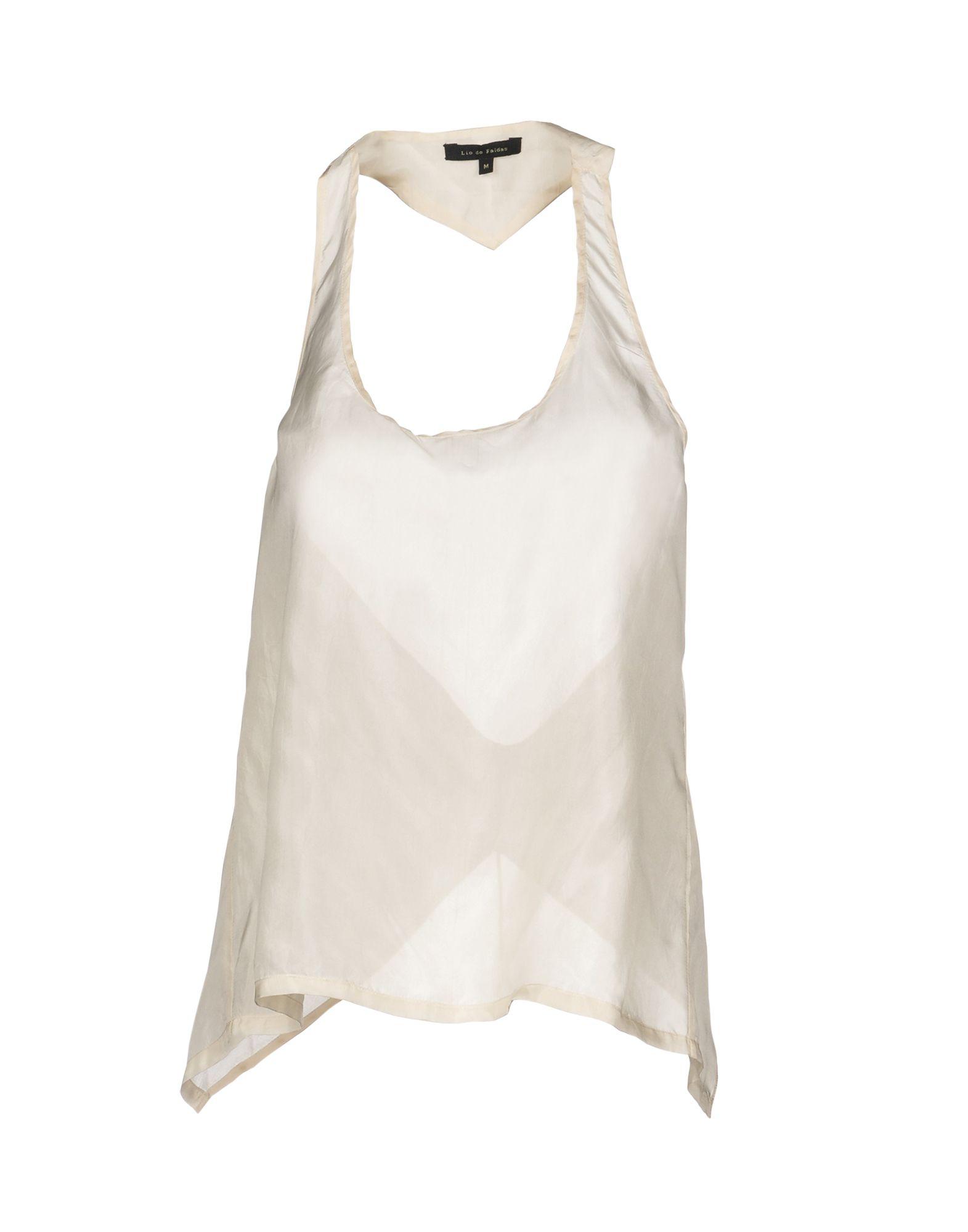 LÍO de FALDAS Топ без рукавов блуза jacqueline de yong jacqueline de yong ja908ewxaf30