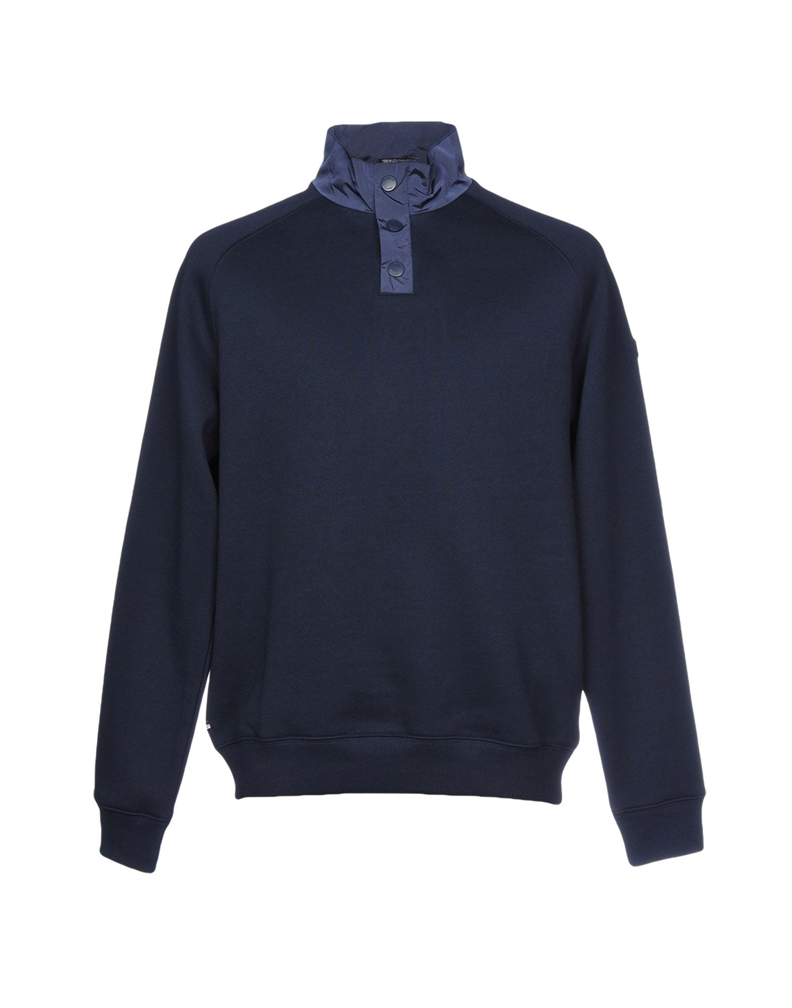 WEEKEND OFFENDER Sweatshirt in Dark Blue