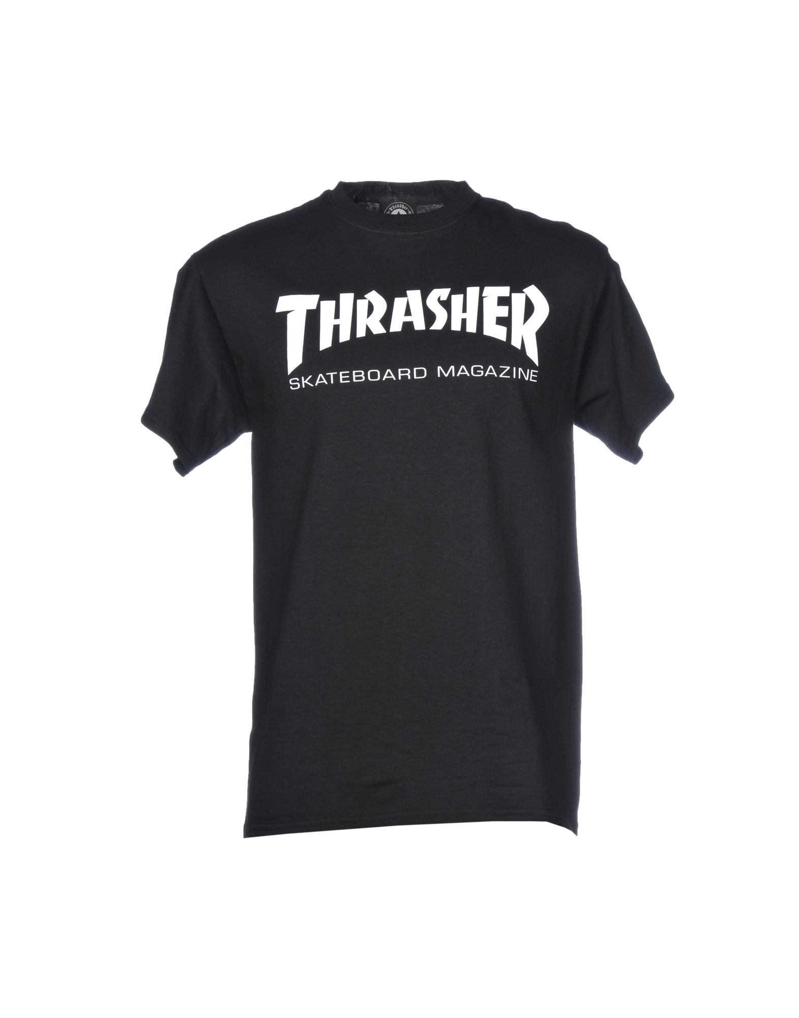 THRASHER Футболка thrasher наклейка thrasher skate and destroy m