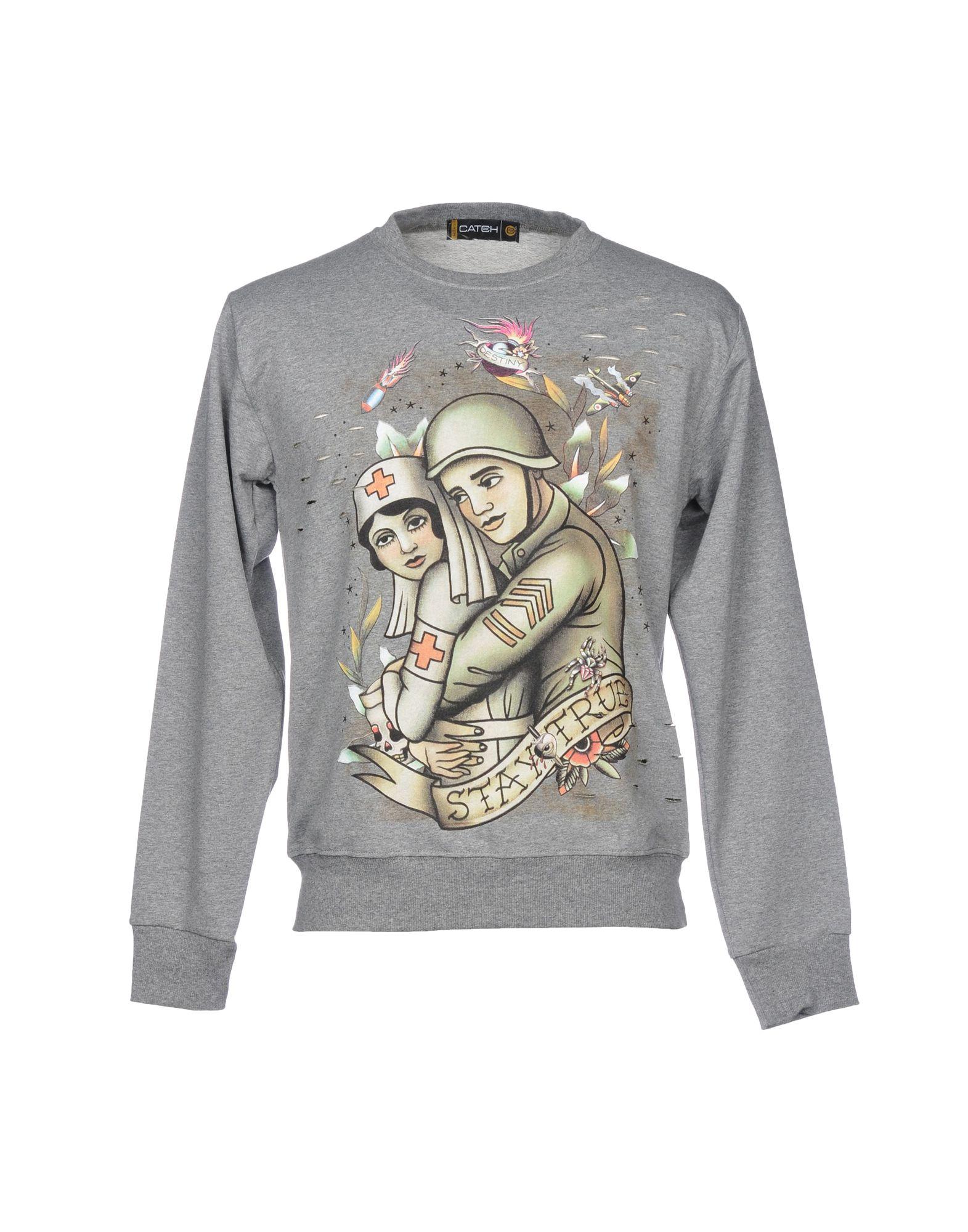CATCH22 Толстовка catch22 блузка