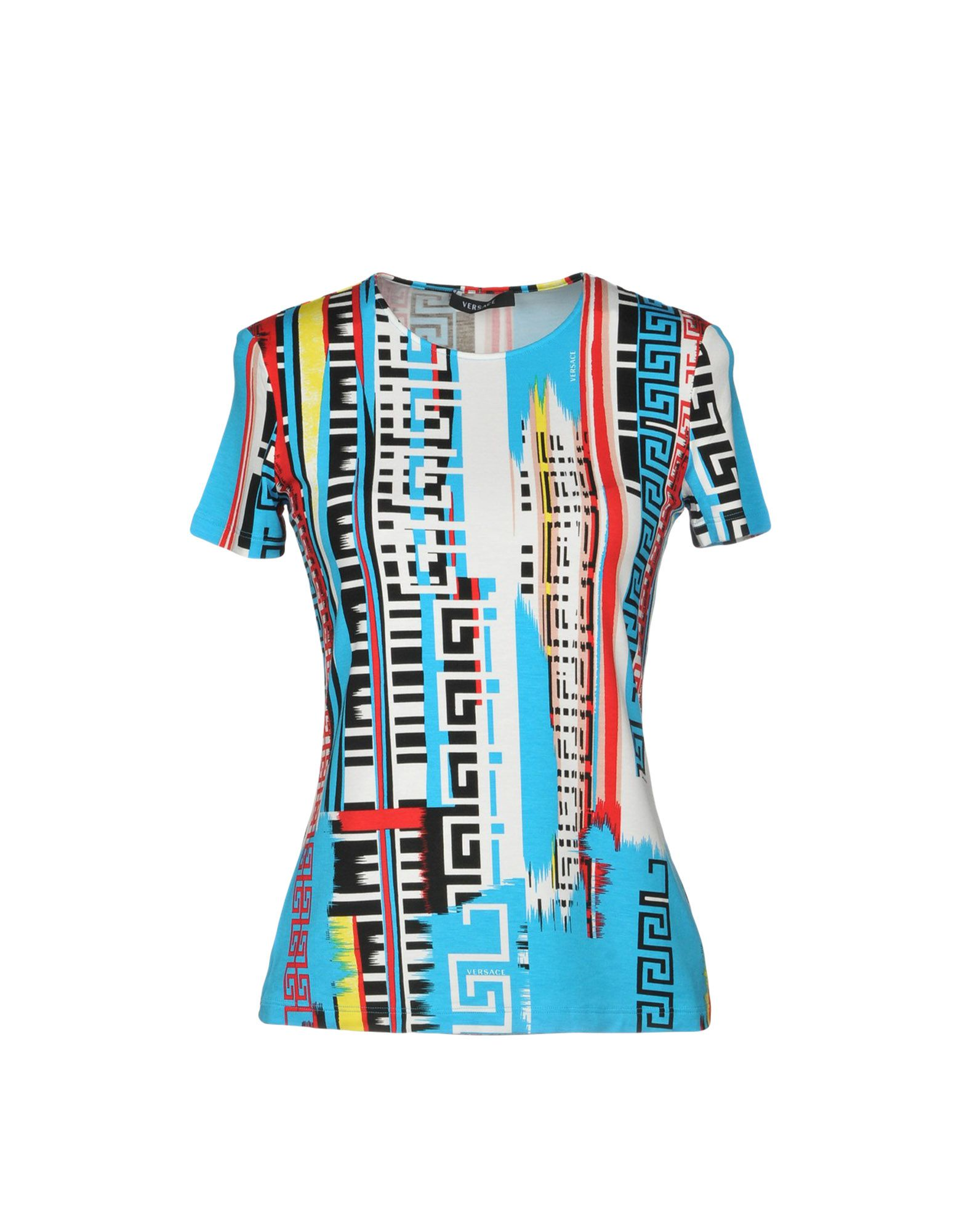 VERSACE Футболка футболка versace разноцветный