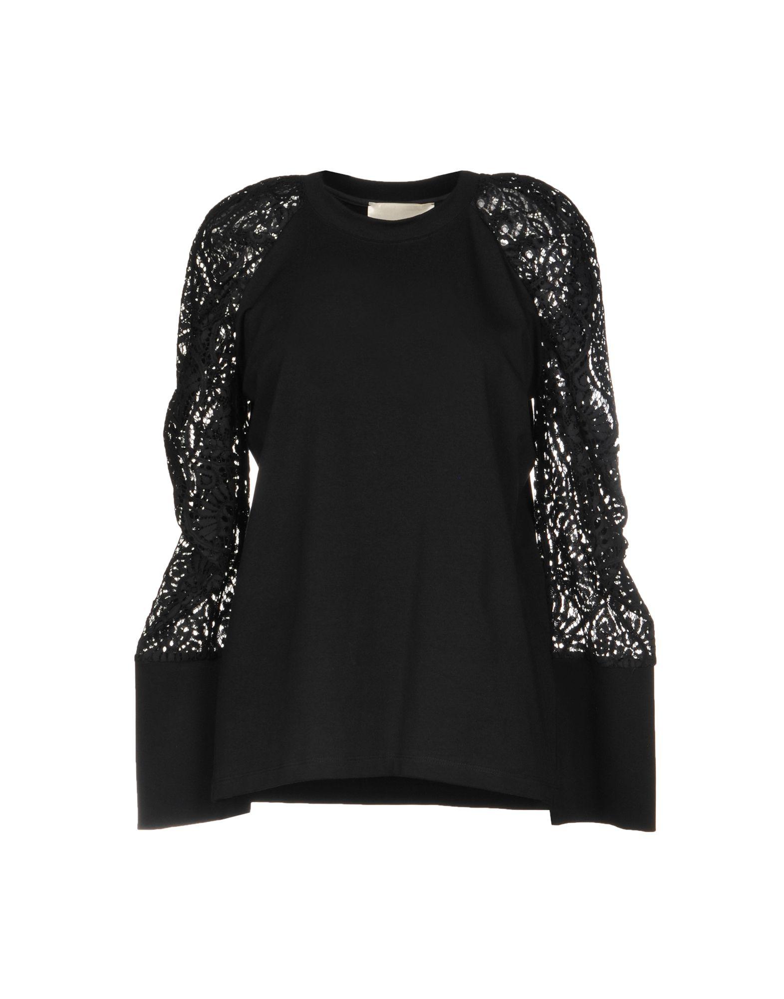 TILL.DA Sweatshirt in Black