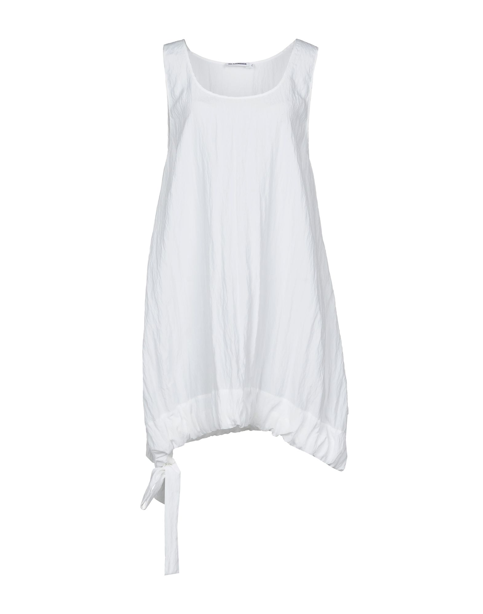 JIL SANDER Короткое платье ott короткое платье