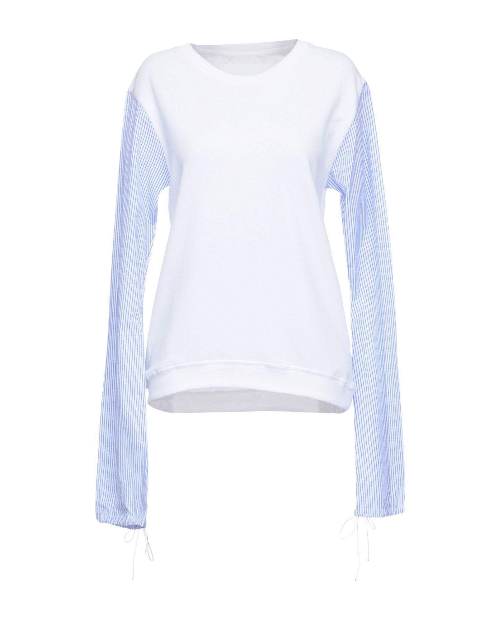 WATER Sweatshirt in White