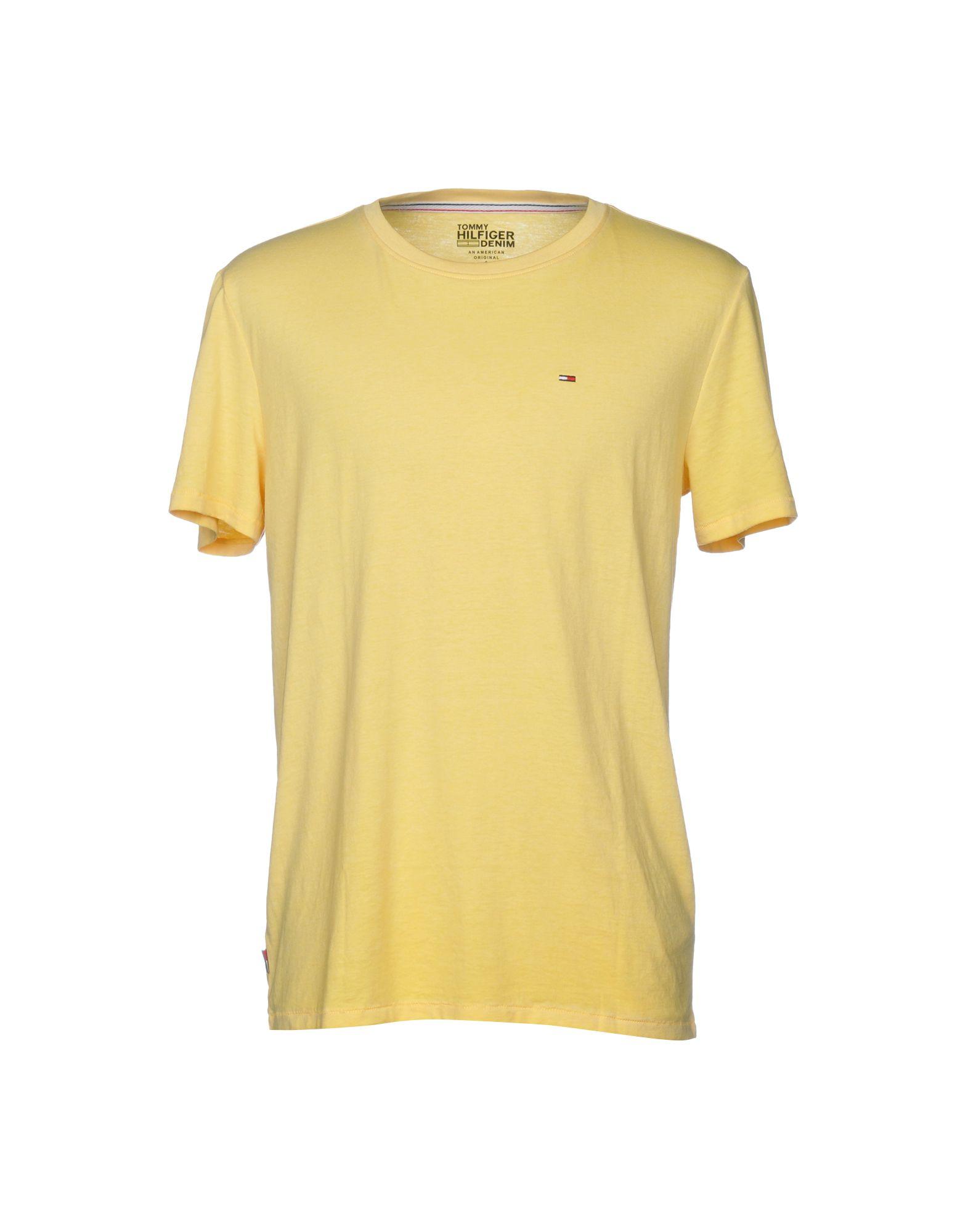 TOMMY HILFIGER DENIM Футболка футболка hilfiger denim 1957888838 002 black iris