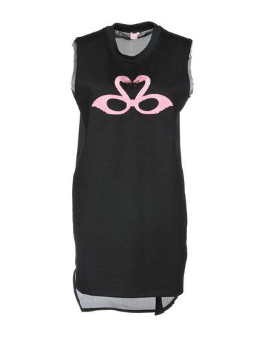 Купить Женскую футболку GAMBA черного цвета