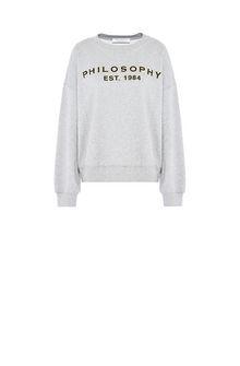 PHILOSOPHY di LORENZO SERAFINI Long sleeve sweater Woman f