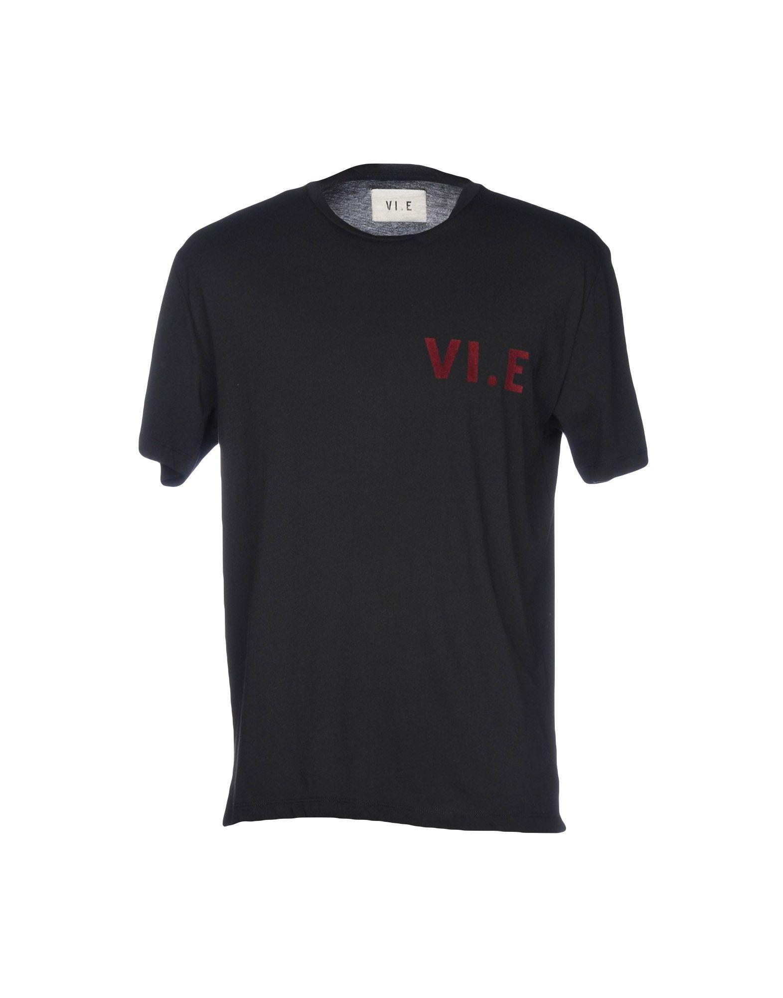 VI.E SIX EDGES Футболка vi e six edges кардиган