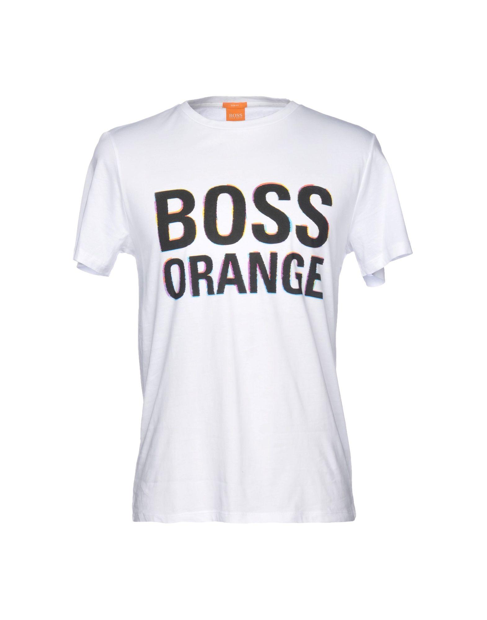 BOSS ORANGE Футболка футболка boss orange цвет бежевый
