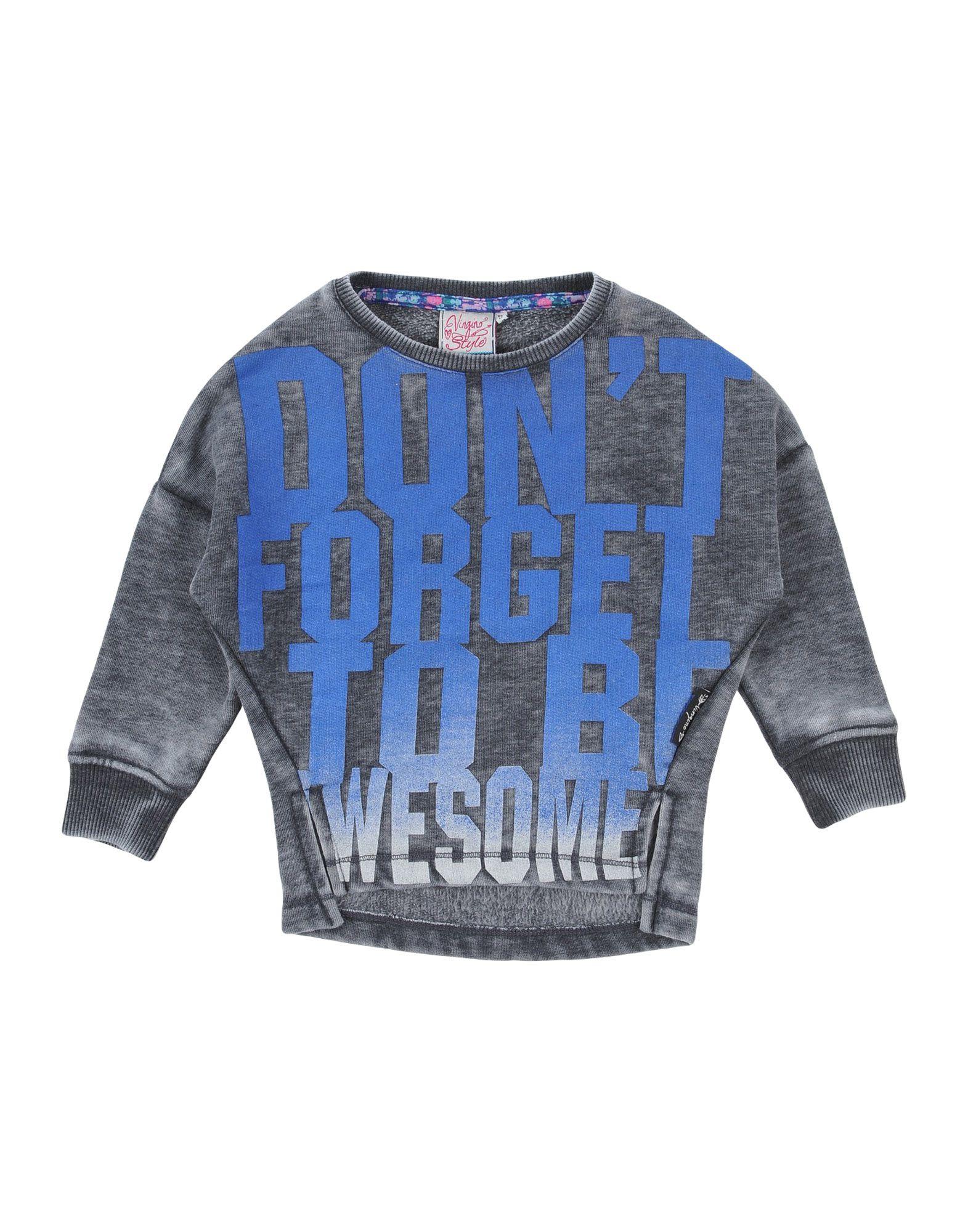 VINGINO Sweatshirt in Grey