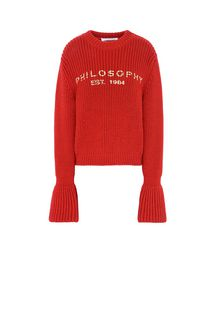 PHILOSOPHY di LORENZO SERAFINI Sweater Woman f